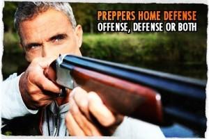 Prepper Home Defense