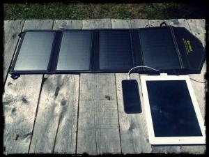 Sunjack 14 watt Solar Charger