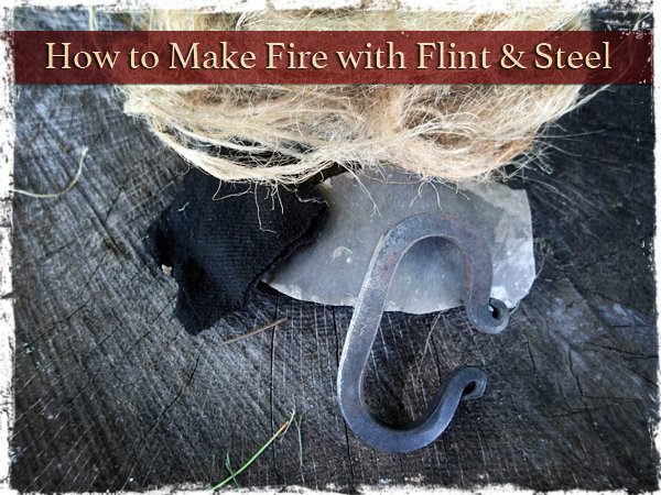 Flint and Steel Fire