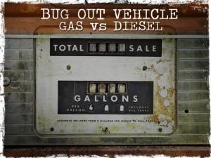 Gas vs Diesel BOV
