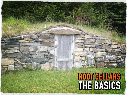 Root Cellars The Basics Preparing For Shtf
