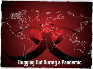 Bugging Out During Pandemic