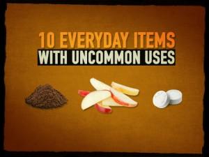 10 Common Items