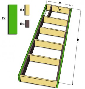 Bookcase Building Plan