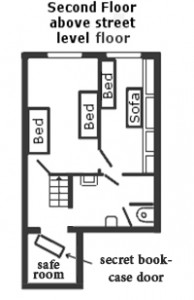 Safe Room Plan