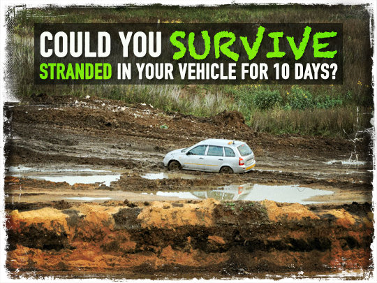 Stranded Vehicle