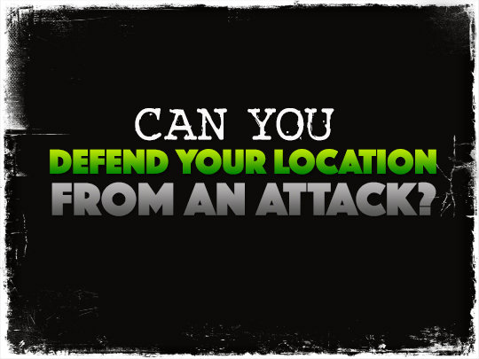 Can You Defend Your Location from an Attack