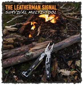 Leatherman Signal Survival Multi-Tool