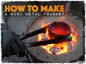 Mini Metal Foundry