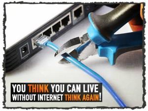 Cut Internet Connection