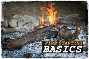 Fire Starting Basics