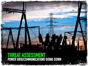 Power Communications Grid Down