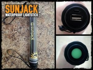 Sunjack Waterproof Lightstick