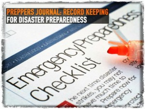 Emergency Preparedness Checklist