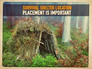 Survival Shelter Location