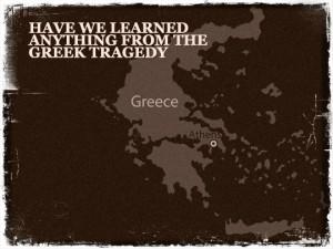 Greeec Tragedy