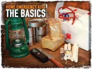 Home Emergency Kit