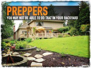 Preppers Backyard