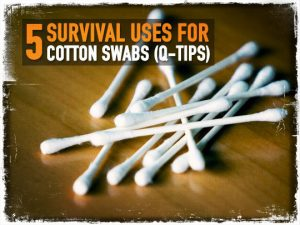 Cotten Swabs Q-Tips