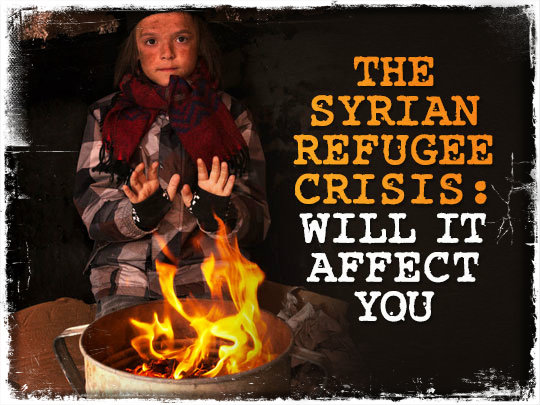 The Syrian Refugee Crisis: Will It Affect You