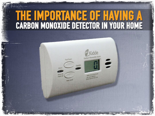 The Importance of Having a Carbon Monoxide Detector in Your Home