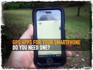 Smartphone GPS Apps