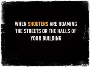 Active Shooter Mass Shooting