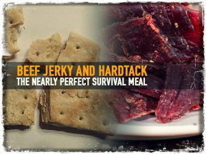 Hardtack and Beef Jerky
