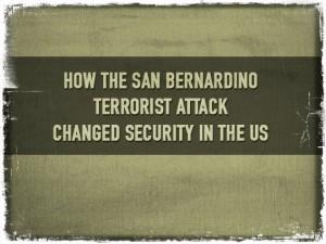 San Bernardino Attack Security