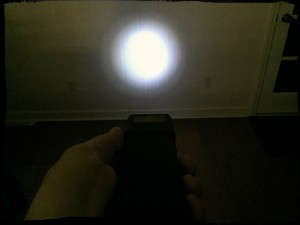 ViperTek VTS 989 Stun Gun Light