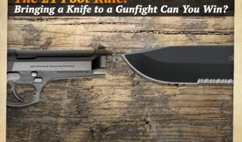 The 21 Foot Rule: Bringing a Knife to a Gunfight Can You Win?