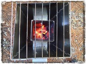 Stovehinge Burning Pinecone