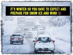 Winter Storm Traffic