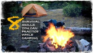 Camping Survival Skills