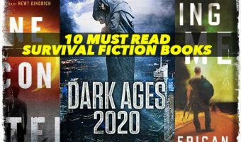 10 Must Read Survival Fiction Books