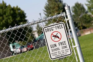 Concealed Carry Gun Free Zone