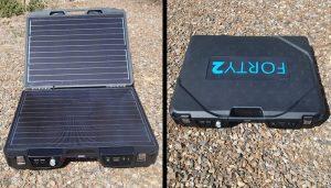 Peppermint Forty2 Pro+ 1000 Solar Generator