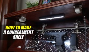 Concealment Shelf