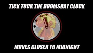 Doomsday Clock 2017