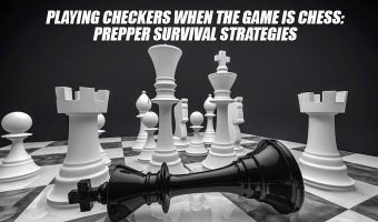 Playing Checkers When the Game Is Chess: Prepper Survival Strategies