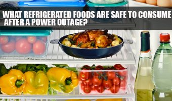 What Refrigerated Foods are Safe to Consume after a Power Outage?