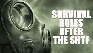 Survival Rules SHTF