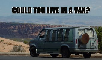 Could You Live In a Van?