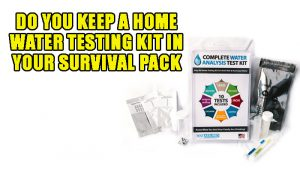 Drinking Water Test Kit