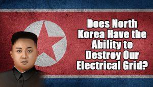 North Korea EMP