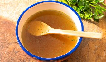 Portable Soup: How to Make and Store It for Emergencies